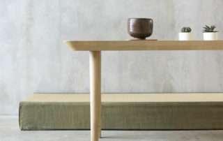 Tavolo di design in legno