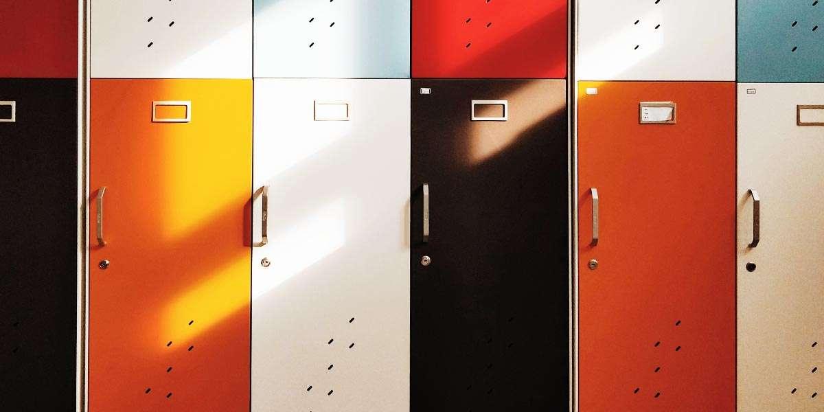 Chiusure per armadietti omr serrature produzione for Armadietti ufficio